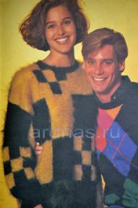pulover-s-kvadratikami