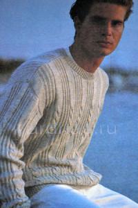 mujskou-pulover-s-kosami