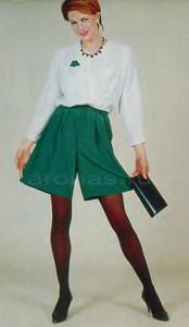 bluzka-u-shorti
